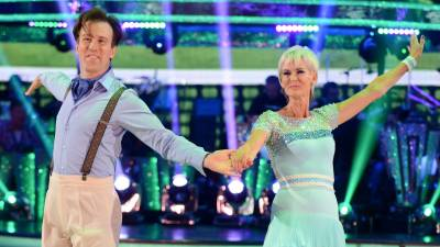 Judy Murray to Return for Strictly Come Dancing Christmas Special