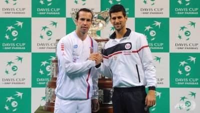 What can we expect by the partnership between Djokovic and Stepanek?
