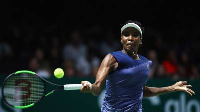 Venus Williams: 'I have no plans of stopping, 2020 Tokyo is on the horizon'