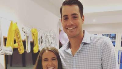 John Isner got married, Querrey and Johnson attended