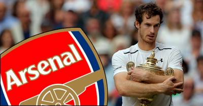 Manchester United F.C. troll Andy Murray