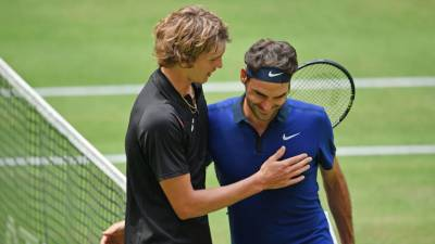 Alexander Zverev: 'There is no one perfect in tennis, except Roger Federer'