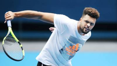 Tsonga 'It was tough to recognize Rod Laver Arena it's changed a lot&#039