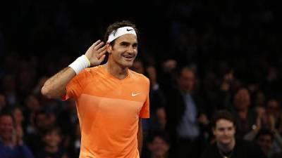 He's 36 but Roger Federer is still man to beat in Melbourne