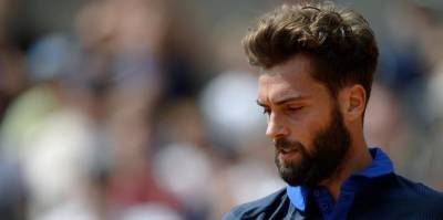 Benoit Paire says it's not possible for him to reach world No. 2 ranking