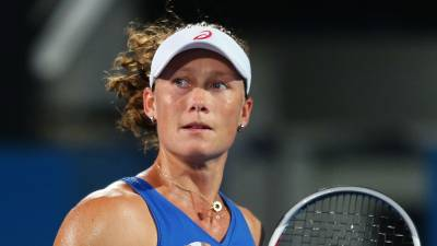 Sam Stosur happy to fly under the radar
