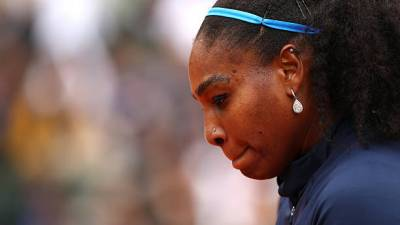 Serena Williams reveals health scare after birth of daughter Olympia
