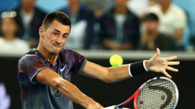 Australian Open: Sonego tops Tomic. Brown, Ruud and Kudla reach main draw