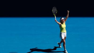 Wozniacki scrapes through Australian Open epic against unheralded Jana Fett