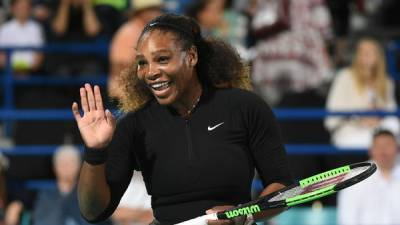 Serena to play in Fed Cup tie against Netherlands