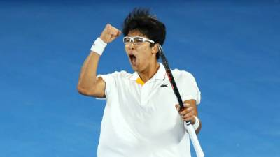 AO Player of the Day: Hyeon Chung (again)