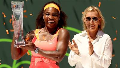 'Excited' Serena set for Fed Cup return