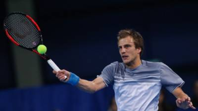 Mirza Basic edges Marius Copil to win maiden ATP crown — ATP Sofia""