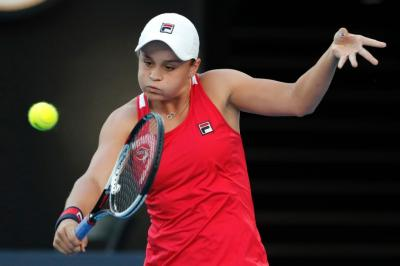 Ashleigh Barty Named as Tennis Australia's Indigenous Ambassador