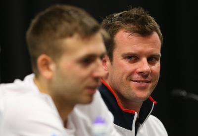 Leon Smith Comments on Dan Evans Comeback
