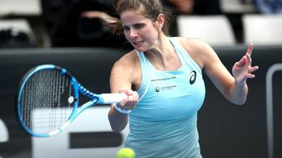 Julia Goerges Talks About Improving Performance at Grand Slam Events