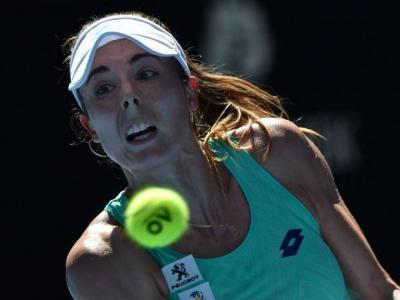 Alize Cornet Pulls Out of Strasbourg; Hopes to Play at Roland garros