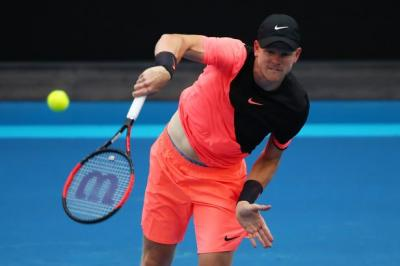 Kyle Edmund Learning to Deal With Increased Expectations