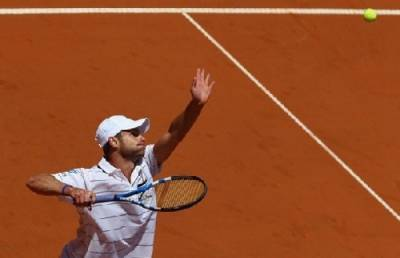First round in Rome