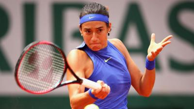 Caroline Garcia Says She Prefers Not to Play on Philippe Chatrier