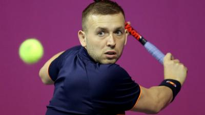 Dan Evans Says He is Hopeful for But Not Expecting Wimbledon Wild Card