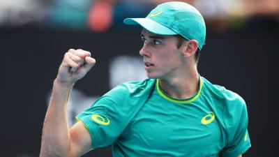 Alex de Minaur Receives Wimbledon Wild Card