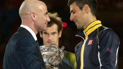 Novak Djokovic winning again is a bad news for everyone - Andre Agassi