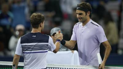 A top 15 player joins Federer, Djokovic in Laver Cup field