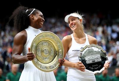 Serena Williams-Kerber match collects higher ratings than Djokovic-Anderson