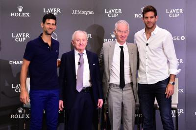 Laver Cup shows how Roger Federer Novak Djokovic relationship has changed