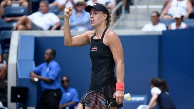 US Open: Kerber, Kvitova book third-round spots with tenacious wins