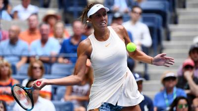 US Open: Madison Keys breaks Krunic's resistance to reach round-of-16