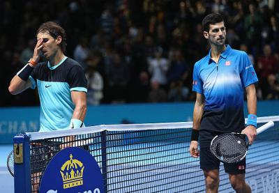 Novak Djokovic: 'I will try to put in danger Rafael Nadal's first position'