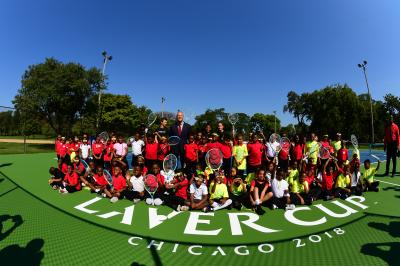 Laver Cup: Fanzone event on Thursday September 20