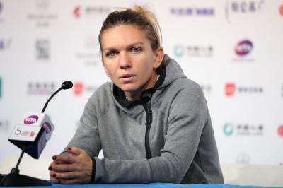 Simona Halep withdraws from Moscow with an ongoing back injury
