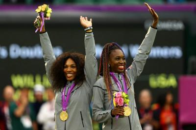 Serena Williams: 'My thing in London was to become a devout pin collector'