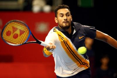 ATP Moscow: Nick Kyrgios beats Andrey Rublev. Paire tops Zverev