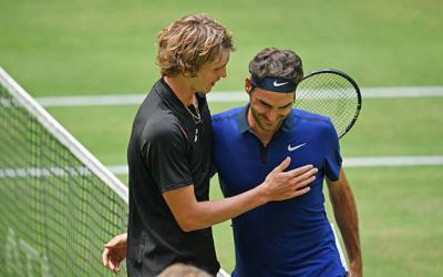 What Roger Federer is doing may be one-time thing, says Alexander Zverev