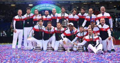 Davis Cup special: 2017, France claimed its tenth title