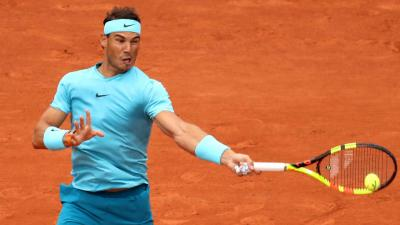 Rafael Nadal's technical and tactical maturity reached its climax in 2018