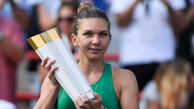 Top 5 WTA matches in 2018: No.1, Halep takes the title in Montreal