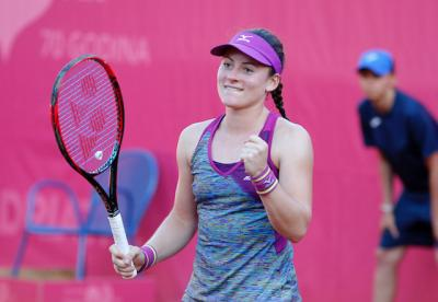 WTA Spotlight: Top 100 debutants - Tamara Zidansek