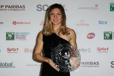 Simona Halep and Marius Copil named Romanian players of the year