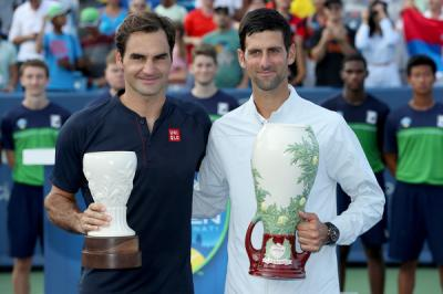 2018 in review: Novak Djokovic and Roger Federer lead hard-court charts