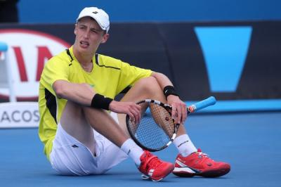 Marc Polmans Aims to Break Into Top 100 of World Rankings in 2019