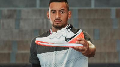 Nick Kyrgios and Kyrie Irving Join Forces for New Sneaker