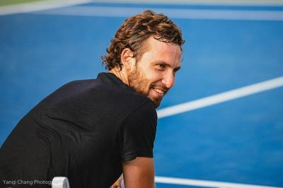 Ernest Gulbis returns in style wins opener at Sud de France