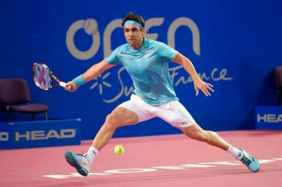 Why Marcos Baghdatis remains a hardball player on the ATP tour