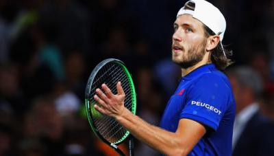 Sixth-seeded Lucas Pouille withdraws from Rotterdam