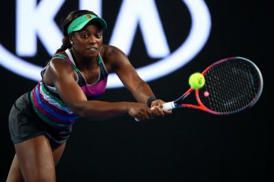 Can Sloane Stephens maintain success despite multiple challenges?